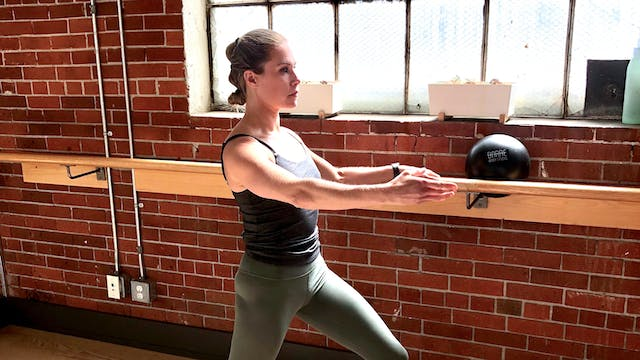 Body by Barre with Emma C