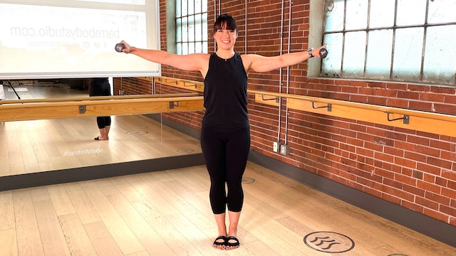 Weighted Cardio with Nicole