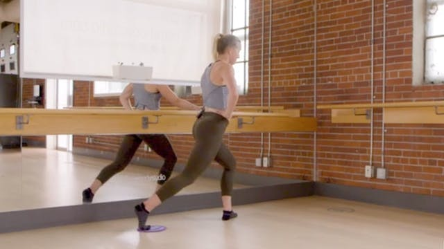 Barre Body Fit with Chelsey