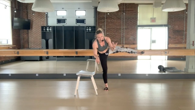 Barre Body Blast Live with Chelsey May 17, 2020