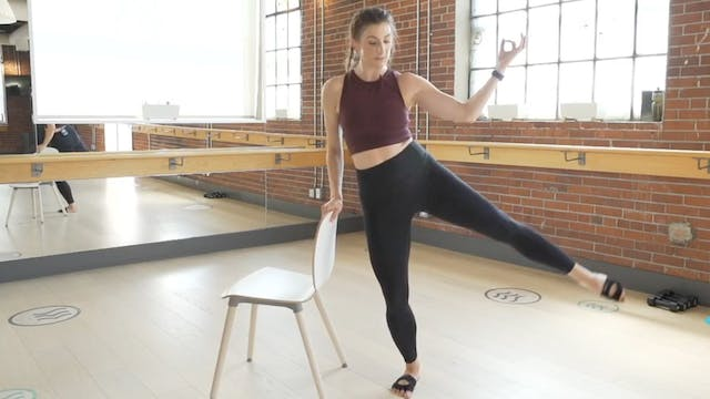 Barre.So.Hard #2 with Amber