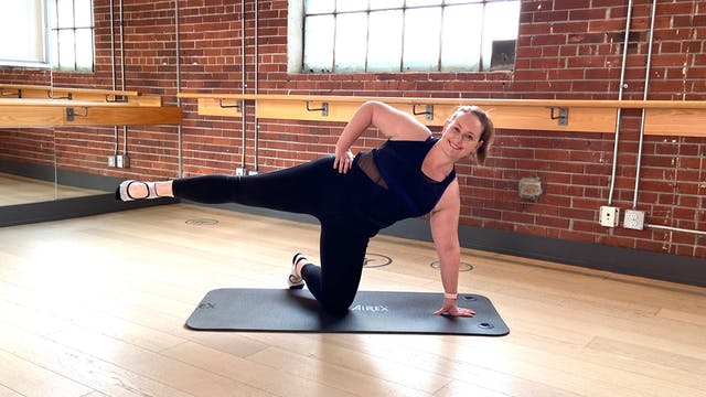 Core + Tone with Melissa