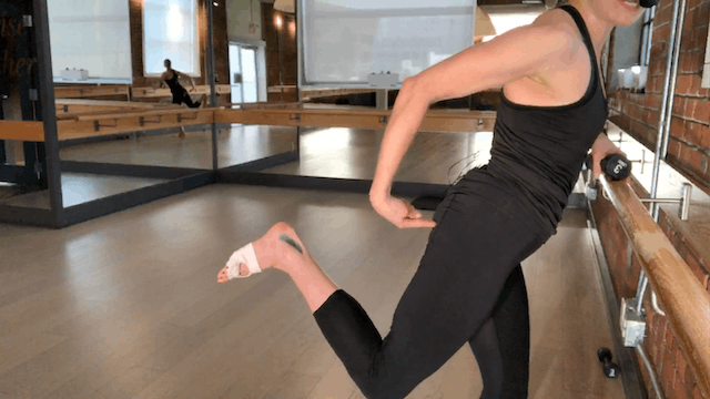 Barre Body Fit Live with Emma C April...