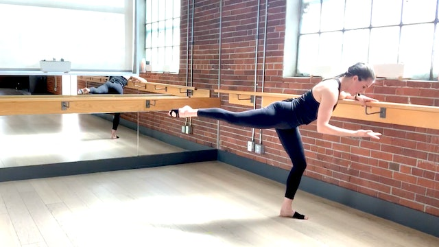 Barre Body Essentials #2 with Emma C