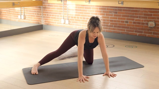 Gentle Yoga + Movement for the Pelvic Floor with Sara