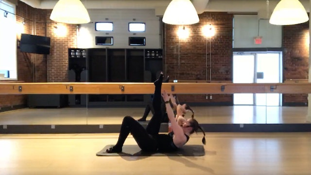 Barre Body Fit Live with Crystal April 2, 2020