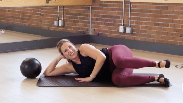 Barre Body Fit #2 with Tara