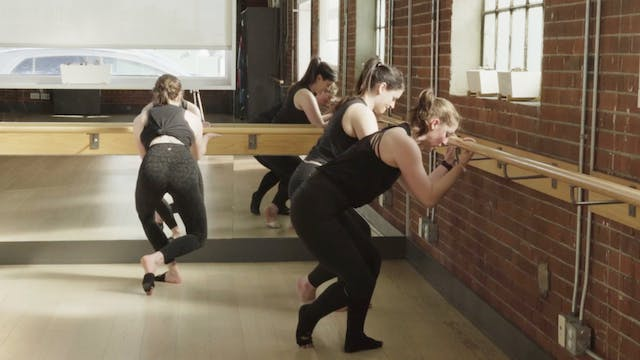 Barre Body Fit #3 with Crystal