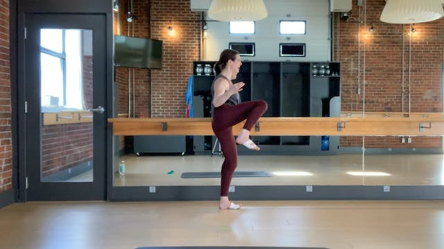 Body by Barre with Heather