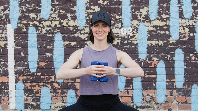 TUES, OCT 19 9:30AM MDT // Core + Tone with Heather