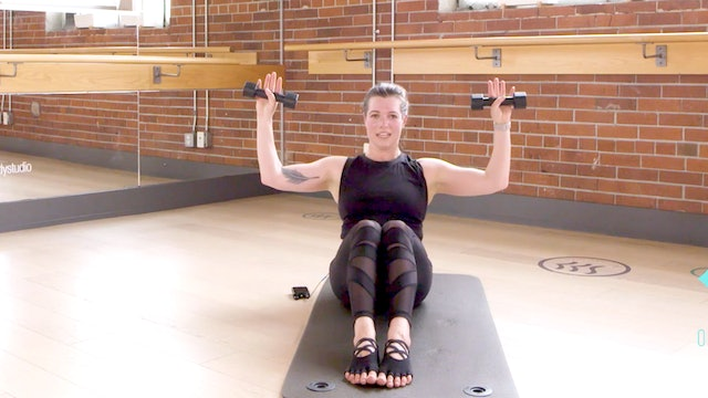 Barre Body Fit #2 with Heather