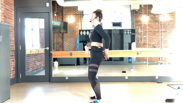 Barre Body Fit with Jenn