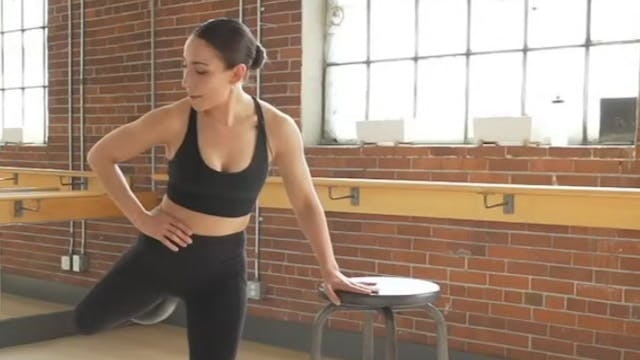 Barre Body Fit Live with Brittany (June 2020)