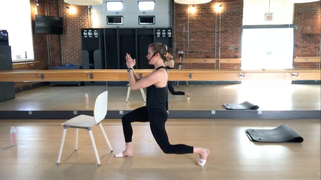 Barre Body Essentials #3 with Emma C