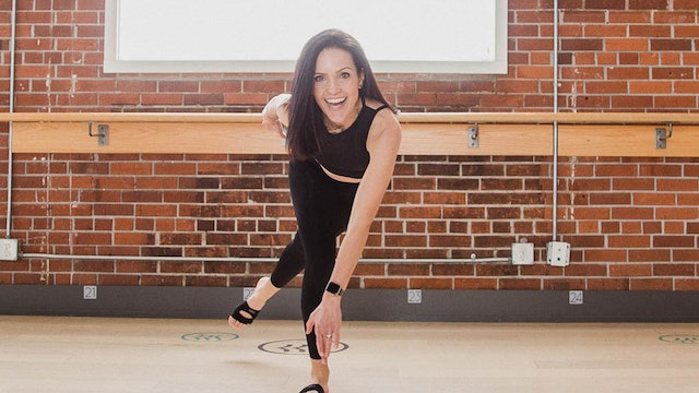 SAT, AUG 28 8:30AM MDT // BARRE SO HARD with Marlo (recorded)