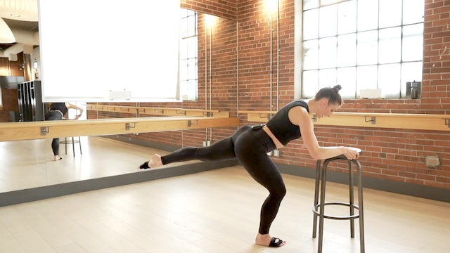Body by Barre with Amber