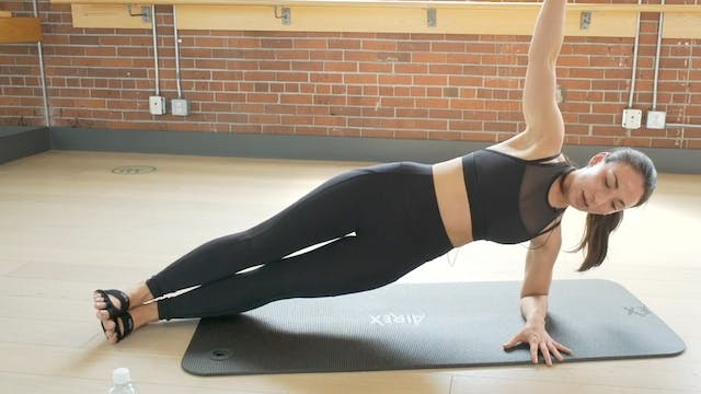 Core HIIT with Brittany