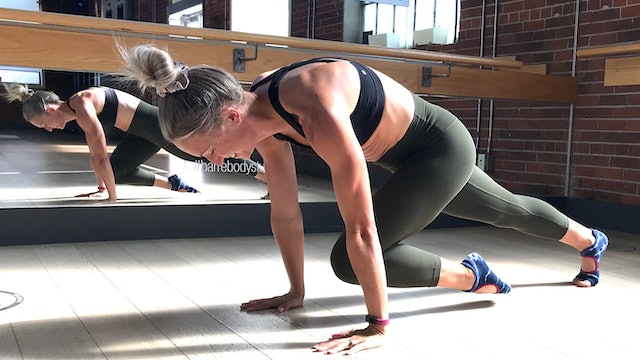 Strength + Sweat with Chelsey