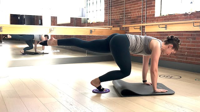 Barre+Core+Stretch #2 with Crystal