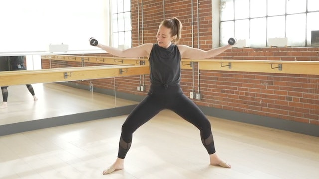 Barre Body Fit with Lindsay