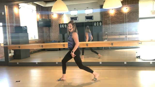 Barre Body Fit Live with Tara April 24, 2020