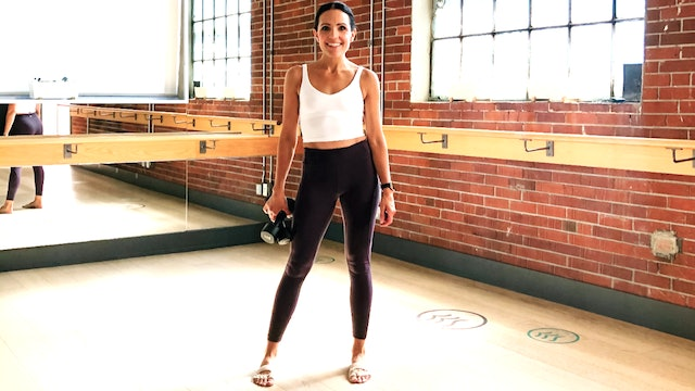 Barre Body Blast #3 with Marlo