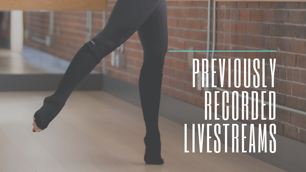 Barre Body Fit Live