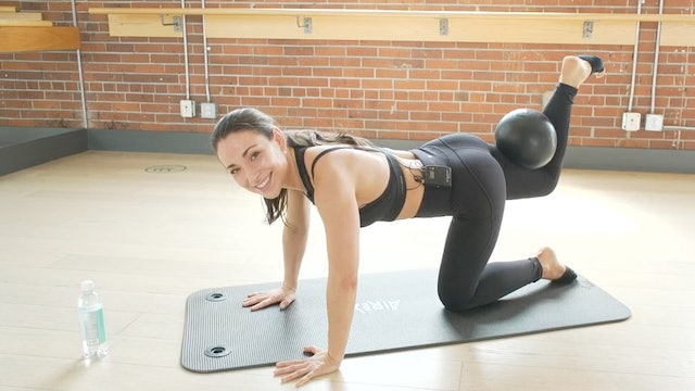 Lower Body Burn with Brittany