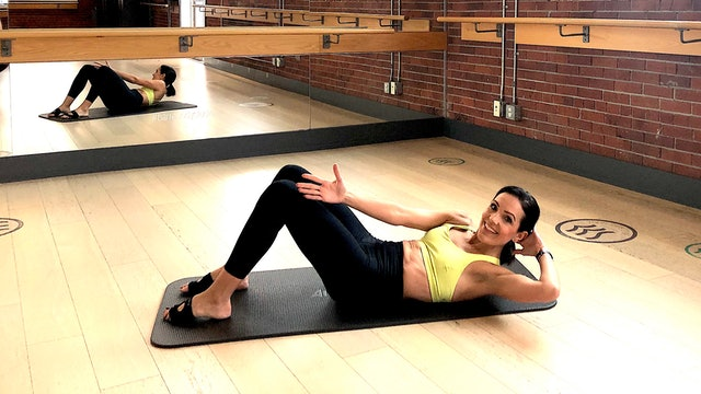Barre Body Blast #6 with Marlo