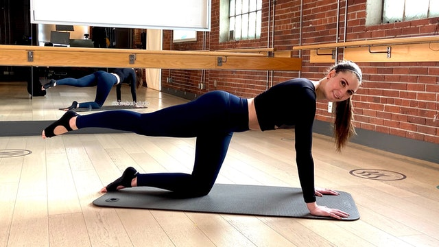 Core + Tone with Sharon
