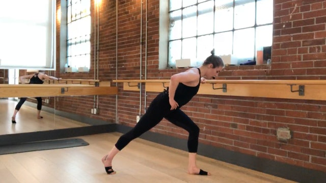 Barre Body Fit Live with Emma C March 25, 2020