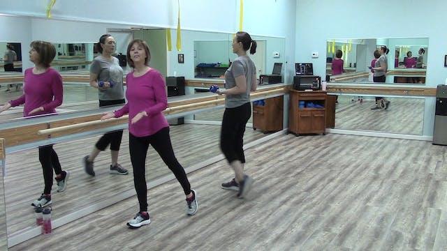 Barre Fitness: Total Body #26 (30 min)
