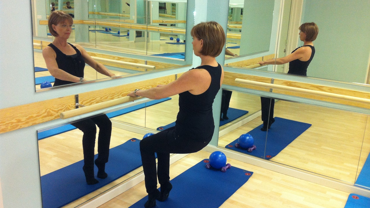 Barre Fitness Online