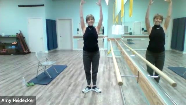 Barre Fitness: Total Body #33 (45 min)