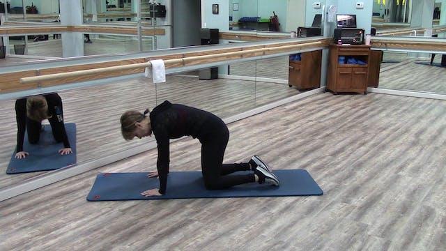 Barre Fitness: Stretching #1 (25 min)