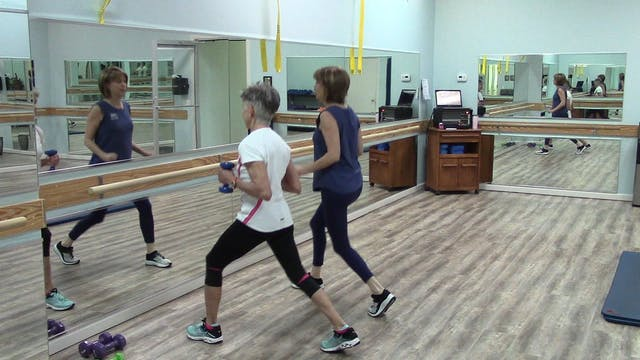 Barre Fitness: Total Body #25 (35 min)