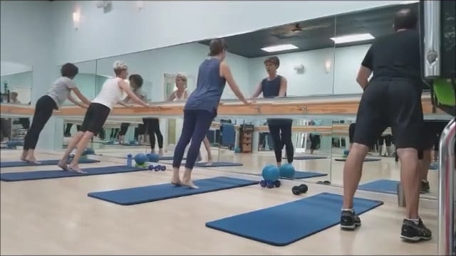 Barre Fitness Trailer (2017)