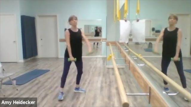 Barre Fitness: Total Body #30 (45 min)