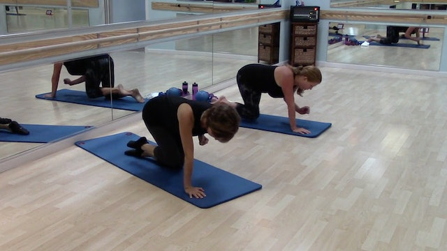 Barre Fitness: Core #1 (10 Min)