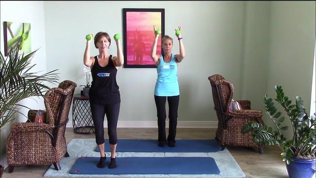 Barre Fitness: Total Body #7 (30 Min ...