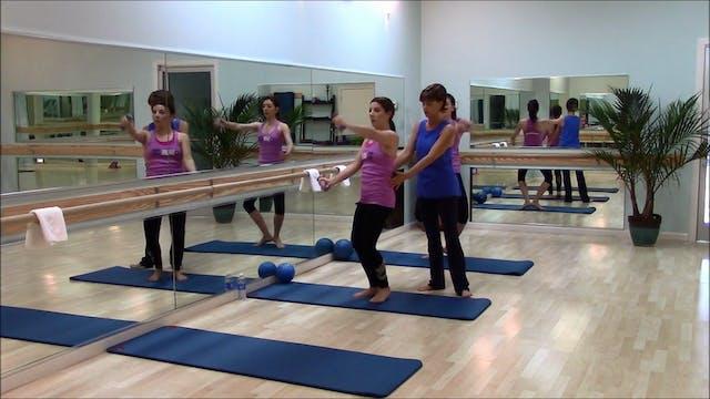 Barre Fitness: Total Body #10 (30 Min)