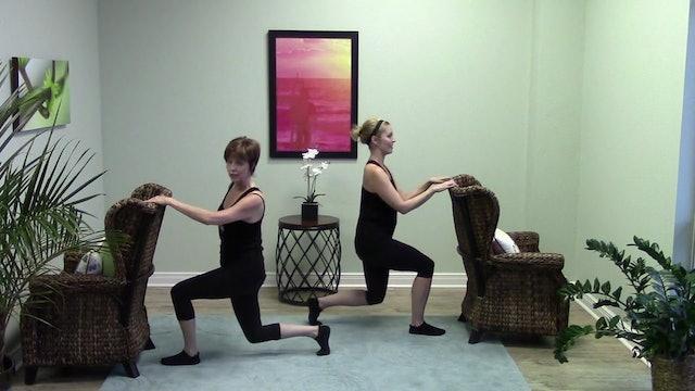 Barre Fitness: Beginner Class #1 (45 min)