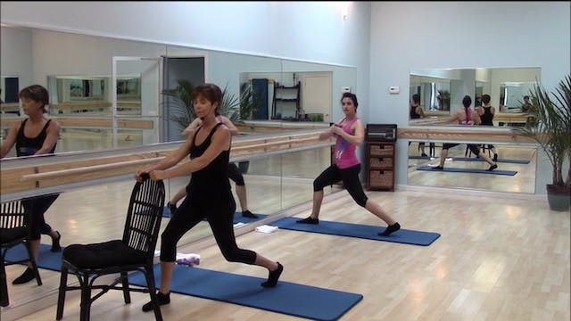 Barre Fitness: Total Body #4 (45 Min)
