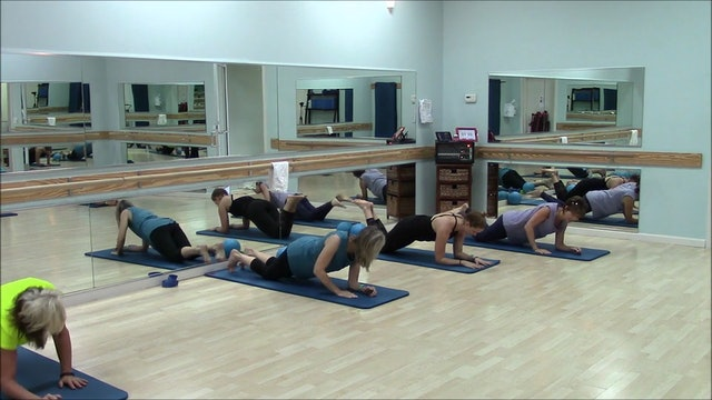 Barre Fitness: Core #2 (10 min)