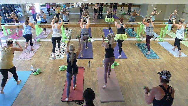 Barre Bootcamp Express w/ Tammy