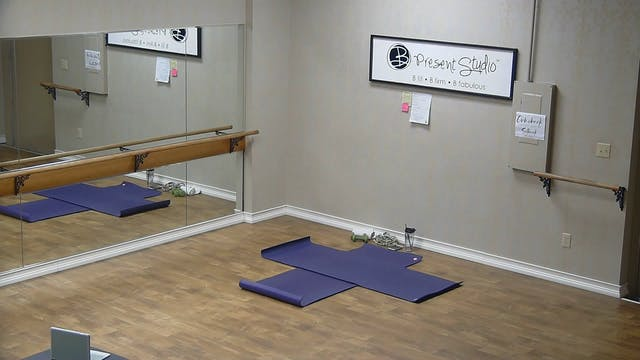 Barre Boxing Express w/ Tammy