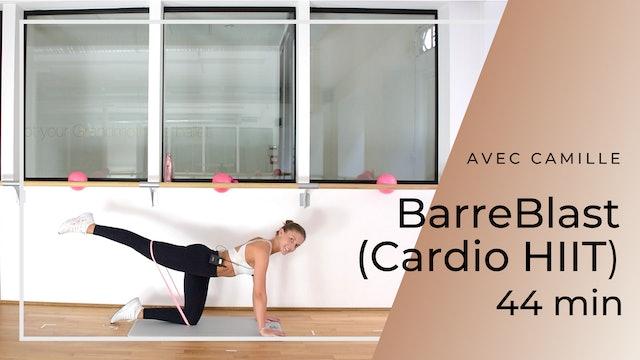 BarreBLAST Camille 45 min