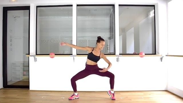 Dance Cardio (POP 45®) Marilou 30 mn