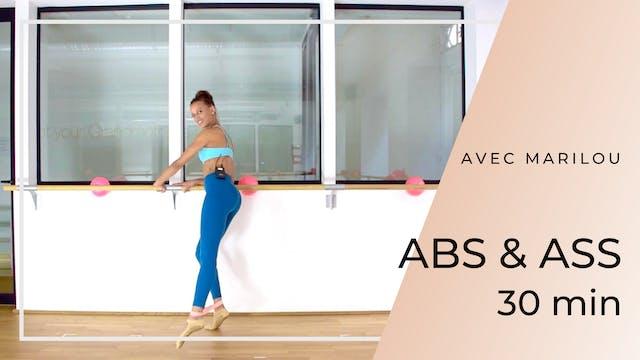 ABS & ASS Marilou 30 mn