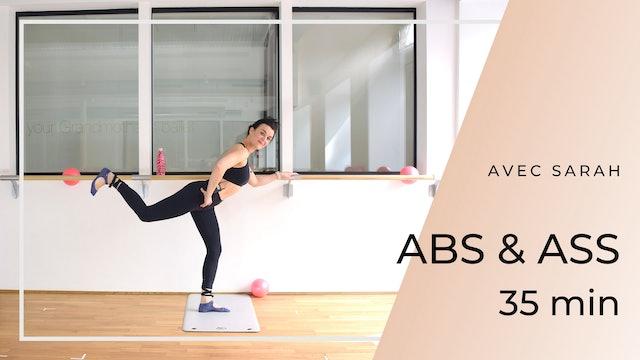 ABS & ASS Sarah 35 mn